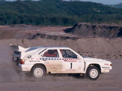 1986 Citroën BX 4TC Evo rally 5