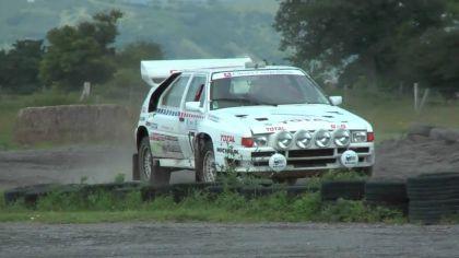 1986 Citroen BX 4TC Evo rally 7