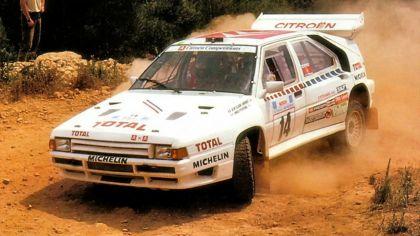 1986 Citroen BX 4TC Evo rally 8