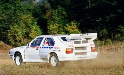 1986 Citroën BX 4TC Evo rally 9