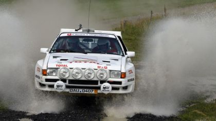 1986 Citroën BX 4TC Evo rally 8