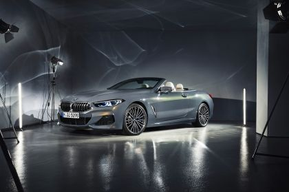 2018 BMW M850i ( G14 ) convertible Xdrive 2