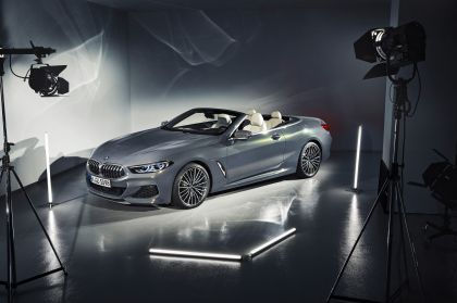 2018 BMW M850i ( G14 ) convertible Xdrive 3