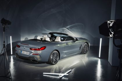 2018 BMW M850i ( G14 ) convertible Xdrive 15