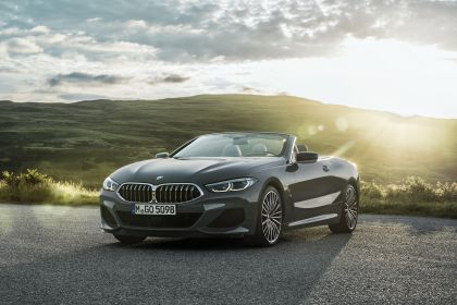 2018 BMW M850i ( G14 ) convertible Xdrive 42
