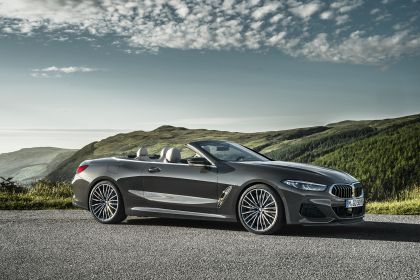 2018 BMW M850i ( G14 ) convertible Xdrive 45