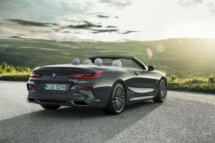 2018 BMW M850i ( G14 ) convertible Xdrive 50