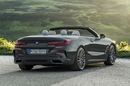 2018 BMW M850i ( G14 ) convertible Xdrive 51