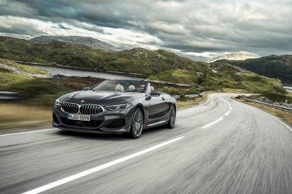 2018 BMW M850i ( G14 ) convertible Xdrive 55
