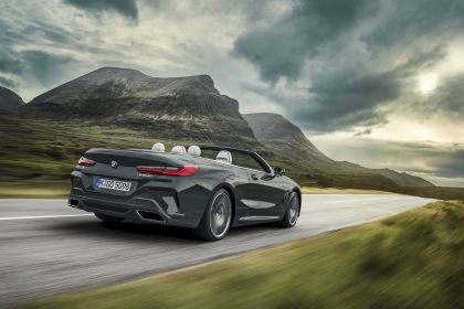 2018 BMW M850i ( G14 ) convertible Xdrive 56