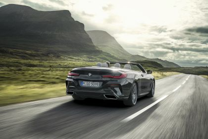 2018 BMW M850i ( G14 ) convertible Xdrive 59