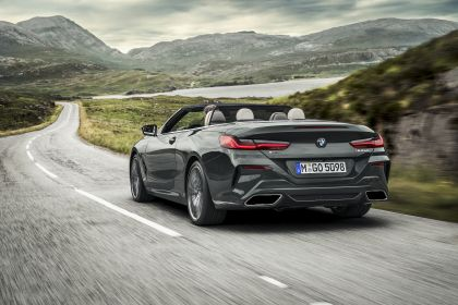 2018 BMW M850i ( G14 ) convertible Xdrive 60