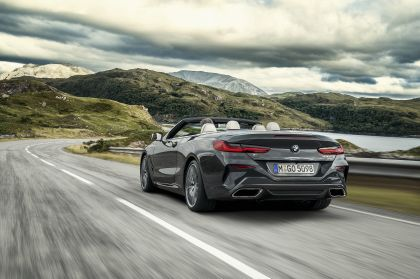 2018 BMW M850i ( G14 ) convertible Xdrive 61