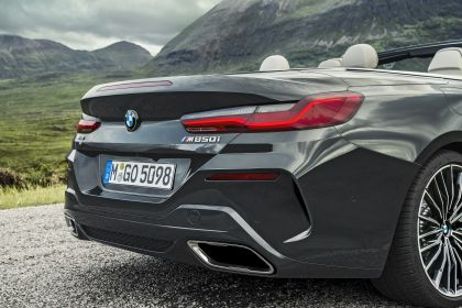 2018 BMW M850i ( G14 ) convertible Xdrive 67