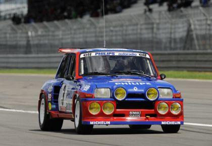 1983 Renault 5 Maxi Turbo rally 1