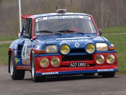1983 Renault 5 Maxi Turbo rally 4