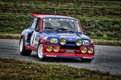 1983 Renault 5 Maxi Turbo rally 5
