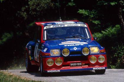 1983 Renault 5 Maxi Turbo rally 6
