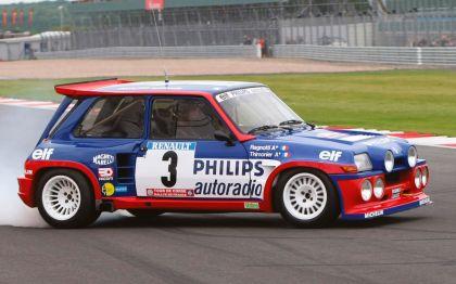 1983 Renault 5 Maxi Turbo rally 8