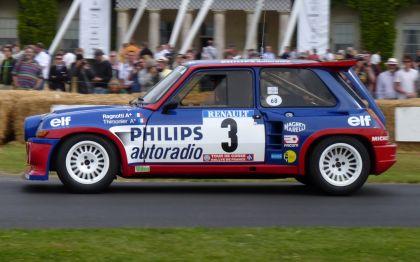 1983 Renault 5 Maxi Turbo rally 9