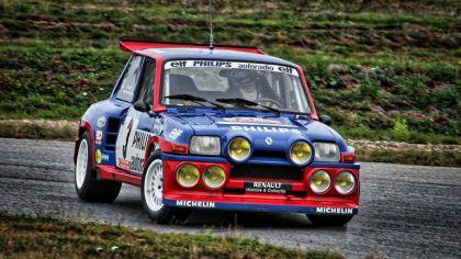 1983 Renault 5 Maxi Turbo rally 3