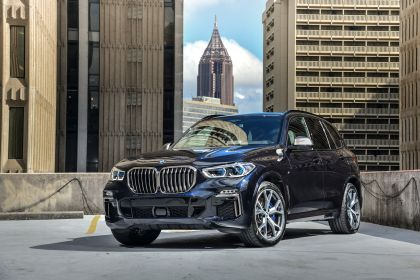2019 BMW X5 ( G05 ) M50d 7