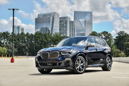 2019 BMW X5 ( G05 ) M50d 9
