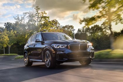 2019 BMW X5 ( G05 ) M50d 26