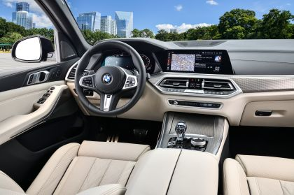 2019 BMW X5 ( G05 ) M50d 62