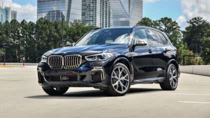 2019 BMW X5 ( G05 ) M50d 6