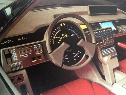 1979 Ford Probe 1 concept 9