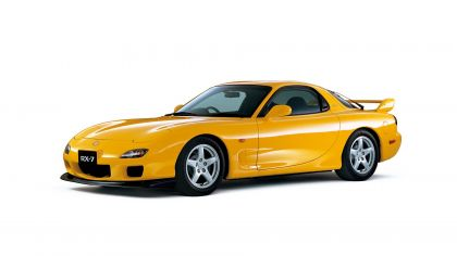 2001 Mazda RX-7 ( FD3S ) Type R Bathurst 1