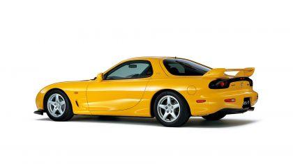 2001 Mazda RX-7 ( FD3S ) Type R Bathurst 2