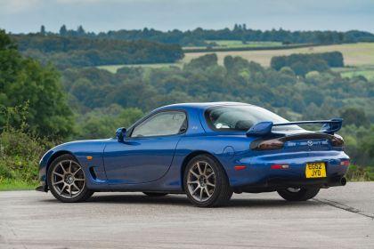 2001 Mazda RX-7 ( FD3S ) Type R Bathurst 12