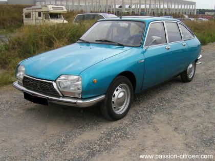 1979 Citroen GS Club 8