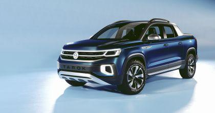 2018 Volkswagen Tarok concept 1