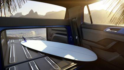 2018 Volkswagen Tarok concept 8