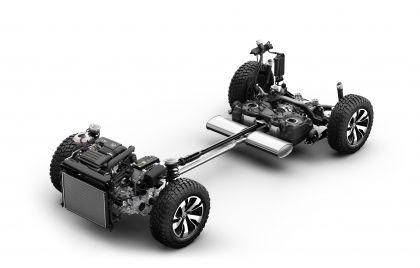 2018 Volkswagen Tarok concept 10
