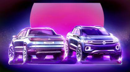2018 Volkswagen Tarok concept 13