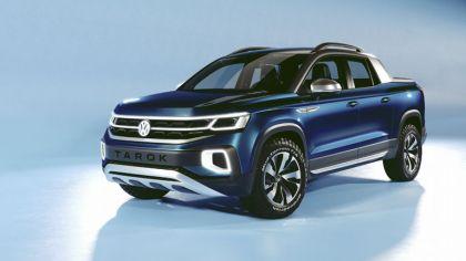 2018 Volkswagen Tarok concept 2
