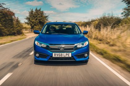 2019 Honda Civic sedan - UK version 6