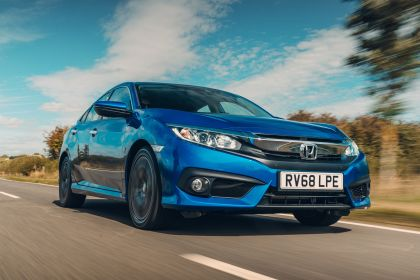 2019 Honda Civic sedan - UK version 12