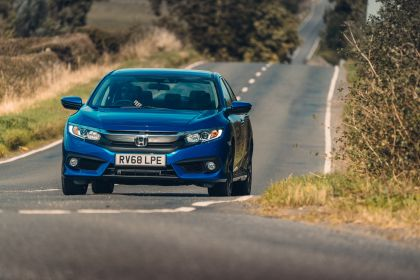 2019 Honda Civic sedan - UK version 15