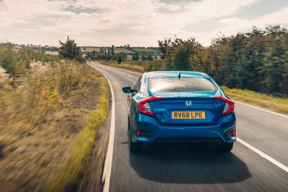 2019 Honda Civic sedan - UK version 20