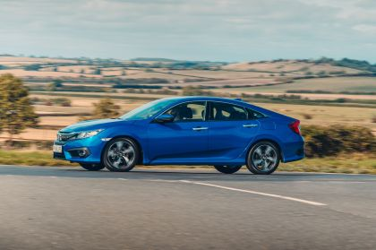 2019 Honda Civic sedan - UK version 22