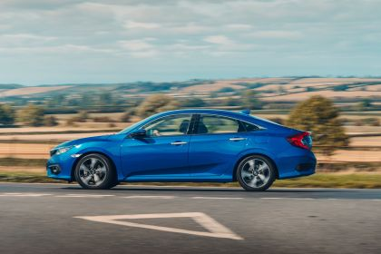 2019 Honda Civic sedan - UK version 23