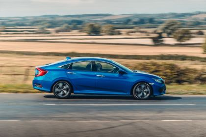 2019 Honda Civic sedan - UK version 24