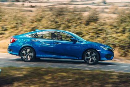 2019 Honda Civic sedan - UK version 30