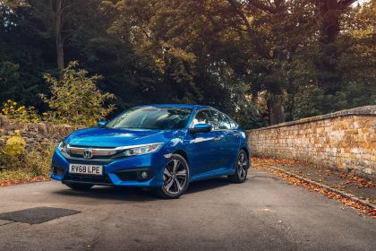 2019 Honda Civic sedan - UK version 36