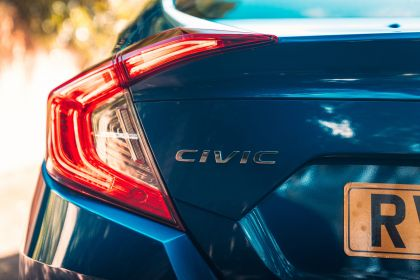 2019 Honda Civic sedan - UK version 54